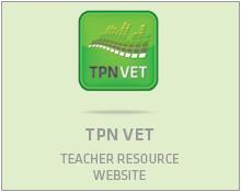 TPN VET Teacher Resource Site