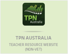 TPN Australia Teacher Resource Site