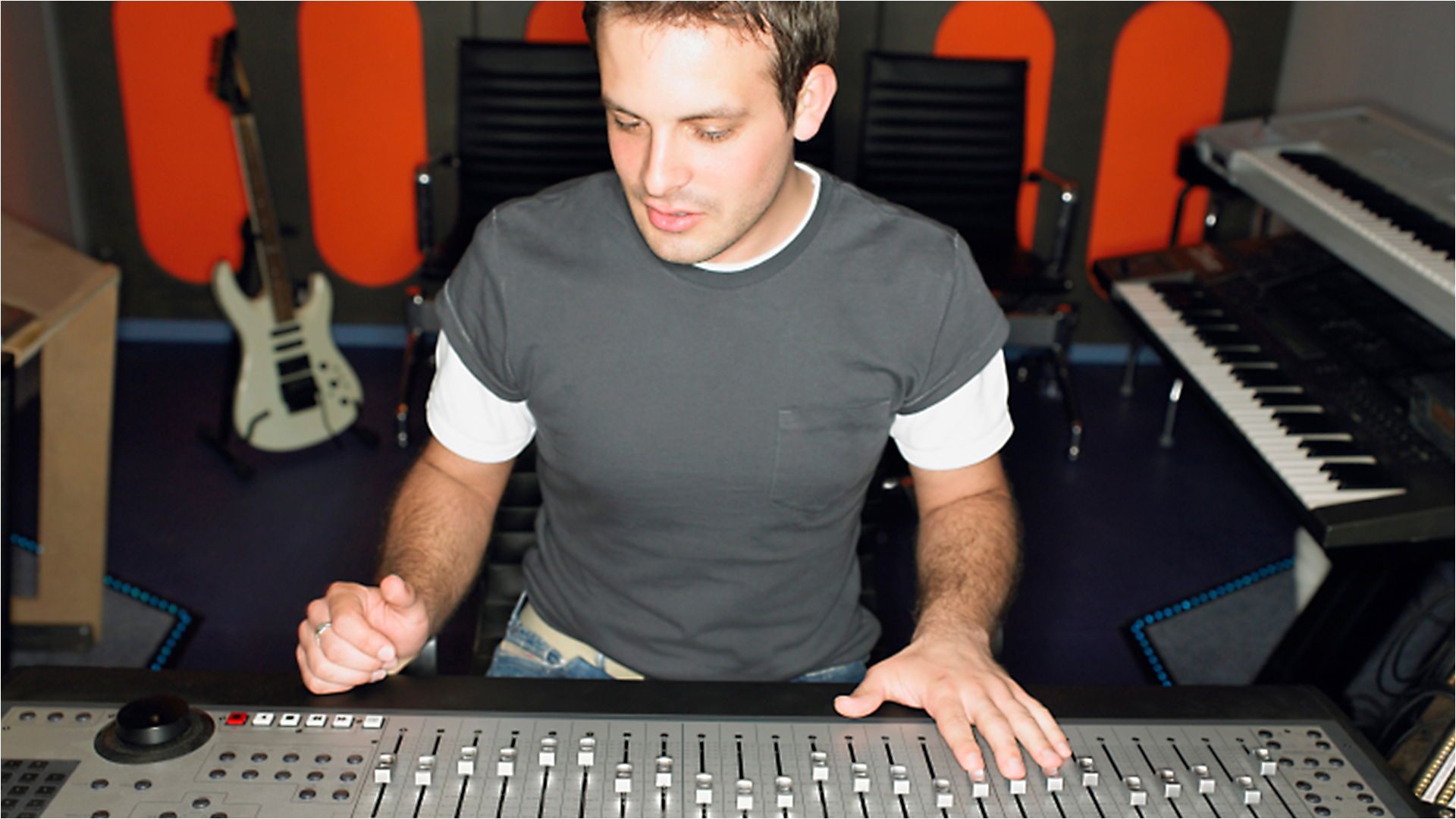 Conference On Demand - Getting Around The Mixing Console