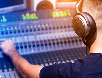 Get qualified online with COSAMP's Cert IV in Music Industry (Sound Production)