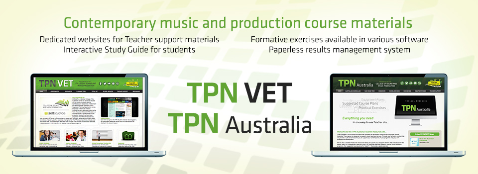 COSAMP's TPN resources