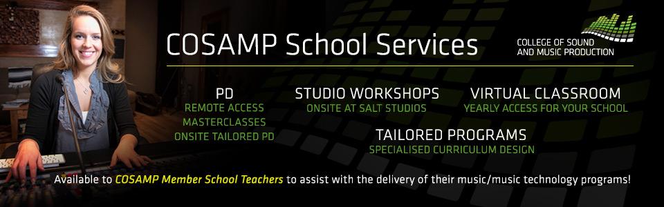 COSAMP School Services