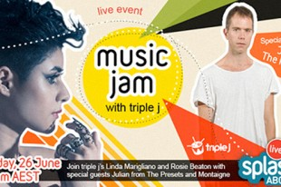 Triple J Music Jam