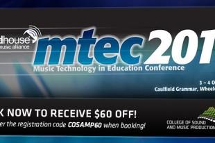 MTEC Booking Discount Through COSAMP