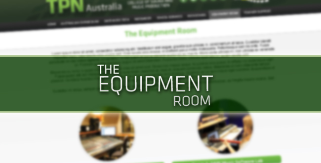 The Equipment Room
