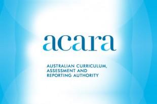 ACARA & The Australian Curriculm for the Arts