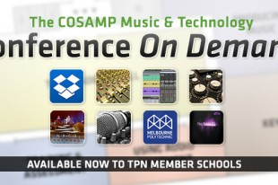 The COSAMP Conference On Demand