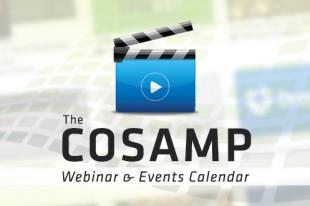 The COSAMP Events Calendar